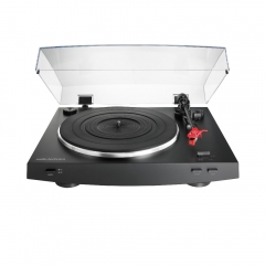 Toca-discos Audio-technica At-lp3bk Preta (belt-drive) 0