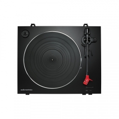 Toca-discos Audio-technica At-lp3bk Preta (belt-drive) 1