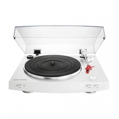 Toca-Discos Audio-Technica Automático AT-LP3WH Branco Belt-drive com capsula AT91R 1