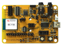 Kit Sierra Bc118 Discovery Módulo Bluetooth Low Energy (BLE) 0