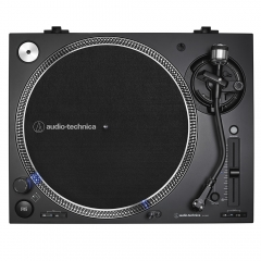 Toca-discos Audio-Technica Pro AT-LP140XP-BK Manual Direct Drive Preto 3