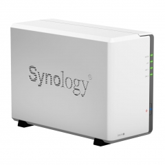 Servidor NAS Synology DiskStation DS218j 2 Baias - DS218j 0