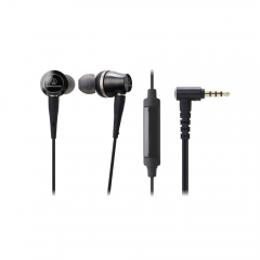 Fone de ouvido c/ Mic Audio-Technica in-ear - ATH-CKR100iS 0