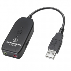 Interface de Audio-Technica P2 3.5mm para USB ATR2USB 1