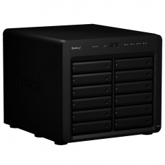 Servidor NAS Synology DiskStation DS2419+ 12 Baias (expansível a 24 baias) DS2419+ 5