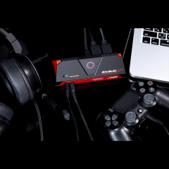 Placa Captura Vídeo USB AVerMedia Live Gamer Portable 2 Plus 5