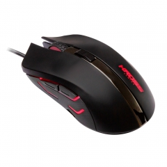 Mouse Gamer com Fio Kross Firestorm USB 2.400 DPI Preto KE-MG120 1