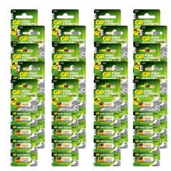 100 Bateria Gp Batteries Alcalina High Volt 12v 23AFKX-C5X20 1