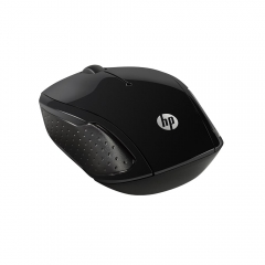 Mouse sem Fio HP X200 Oman Preto 1000 DPI Wireless 2,4GHz 1