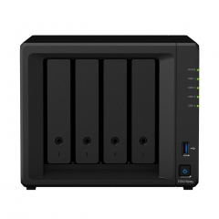 Servidor NAS Synology DiskStation DS418play 4 Baias - DS418play 0