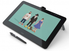 Display interativo Wacom Cintiq Pro 16 Pen/Touch - DTH1620K1 0