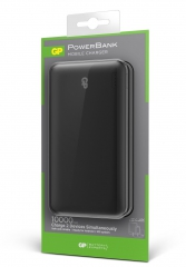 Carregador USB GP Batteries Portatil PowerBank 10.000mAh 2